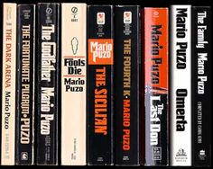 Mario Puzo - The Official Library & Bookstore