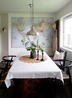 A Snug Norwegian Home Filled with Heirlooms | Design*Sponge