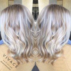 dimensional blonde highlights and balayage by kalyn sieminski vivace salon del mar