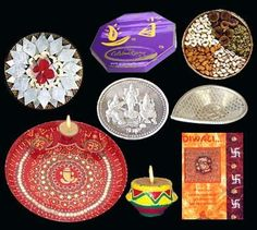 India Flower Plaza Provide Assorted Diwali BhaiDooj Gift Pack.
