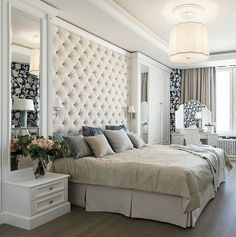 Cozy master bedroom… . by Victoria Grace Interiors #lovefordesigns#homedecor #homedesign