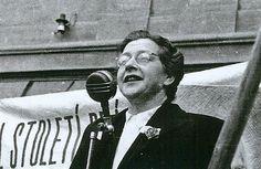 - Ostatky Milady Horákové jsou 67 let po její popravě stále neznámo kde Che Guevara, Woman, Women