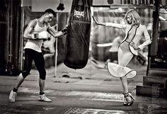 Girls your stronger than boys