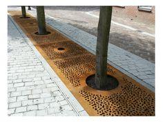 Corten-staal | Samson Urban Elements B.V.