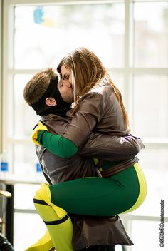 Rogue and Gambit | Long Beach Comic Expo 2013