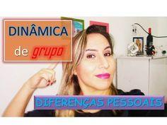 Dinâmica para aprender a respeitar as diferenças pessoais - YouTube