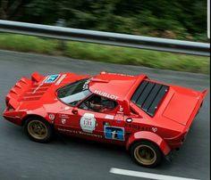 Comas Lancia Stratos University Motors