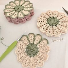 63 Ideas For Crochet Free Pattern Granny Square Haken patrones Crochet Coaster Pattern, Crochet Flower Patterns, Knitting Patterns Free, Crochet Flowers, Free Pattern, Crochet Ideas, Afghan Patterns, Diy Flowers, Pattern Flower