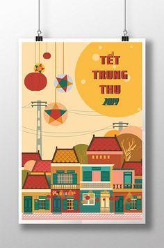 Mid autumn festival on Hanoi's street Clear Business Cards, Day Runner, Deer Illustration, Minimalist Business Cards, Mid Autumn Festival, Party Poster, Book Projects, Hanoi, Templates