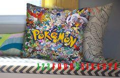 CushionsHome Mignon Pokemon en Peluche Jouet Pikachu Charmander Squirtle Oreiller Poup/ée Animal en Peluche Poup/ée pour Enfants Cadeau danniversaire 20 cm 4 Pcs