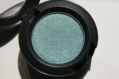 STEAMY is described as Bluish – green with gold pearl in frost finish