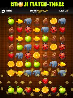 App Shopper: Emoji Match-3 Free Edition (Games)