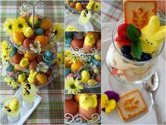 #Easter Peeps, Peeps Parfait & Lemon Peeptini! http://homeiswheretheboatis.net/ #ExpressYourPeepsonality