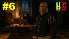 The Witcher 3 Wild Hunt Gameplay Walkthrough (PC) Part 6:White Orchard I...