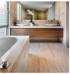 Cabinet woodwork in Bathrooms…