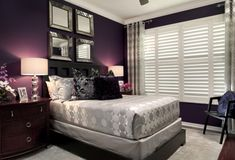 The Most Por Benjamin Moore Purples And Purple Undertones Kylie M Interiors Pion Plum