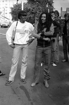 Bob Marley. Peter ToshRobert ...