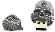 USB Gothic (rings) δαχτυλίδια