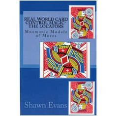 Real-World Card Control Magic by Shawn Evans - Book