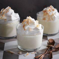 Coconut parfaits recipe - Chatelaine