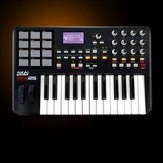 HelloMusic: Akai Controller MPK25 MIDI Keyboard http://www.hellomusic.com/items/mpk25-midi-keyboard