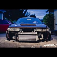 S13 front mount