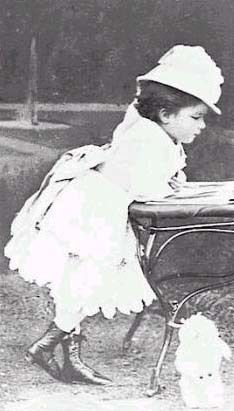 One of Franz Josef and Sissi's daughters, Grand Duchess Marie Valerie of Austria
