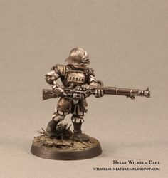 WilhelMiniatures: Armies on Parade part IV: The Human Soldiers