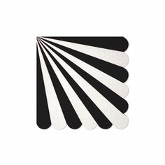 Cleaning up stylishly just became a thing with these stunning Black & White Standard Scalloped Paper Napkins. Boasting an eye-catching candy swirl design and unmatched absorbency - these serviettes will surely to do the trick. Napkins Set, Paper Napkins, Fancy Party, Swirl Design, Halloween Themes, Party Supplies, Candy, Cleaning, Eye