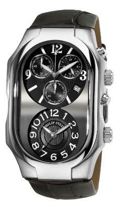 costco philip stein men s watch sheltonjewelers com philip 1 best price philip stein men s 3 g crb abs signature black leather strap watch