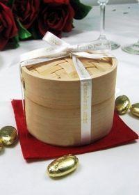 Décoration mariage zen: bambou vert version épurée More