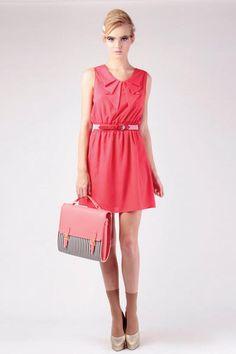 Vestido liso — elarmariodelatele.com