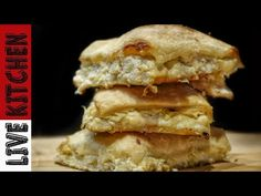 YouTube Apple Pie, Sandwiches, Homemade, Desserts, Recipes, Foods, Tailgate Desserts, Food Food, Deserts