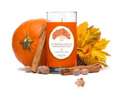 This special seasonal blend combines delicious pumpkin, sweet cinnamon and spicy nutmeg for a perfect fall combination of sweet and spicy scents. Each Fragrant Jewels Candle contains a ring and a chance to win a $100, $1000 or $10,000 diamond ring!