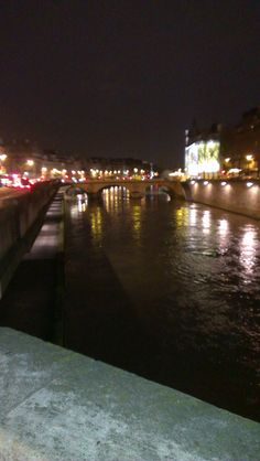 banks of seine