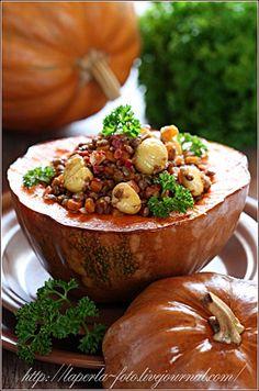 pumpkin and lentil by laperla2009, via Flickr