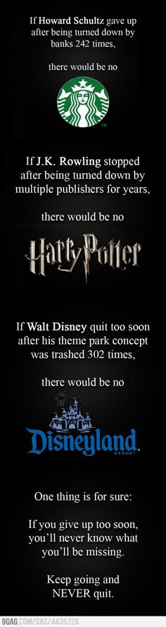 A world without Starbucks, Harry Potter and Disney World. A nightmare.