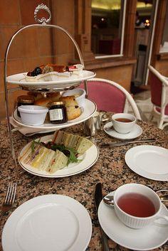 Afternoon tea at Harrods | Flickr