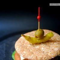 Hamburguesa vegetariana de alubias rojas y arroz. Receta saludable