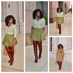 Style Pantry is giving us life with her entire look! Trendy Fashion, Fashion Looks, Womens Fashion, Renz, Style Pantry, Dope Outfits, Fall Looks, Swagg, Dress To Impress