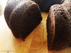 chocolate bundt cake recipe that is so, so moist!