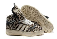 basket léopard