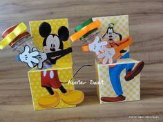 tubo Mickey Mouse E Amigos, Mickey E Minnie Mouse, Fiesta Mickey Mouse, Mickey Mouse Clubhouse Birthday, Mickey Party, Mickey Mouse And Friends, Mickey Mouse Birthday, Sonic Party, Mouse Parties