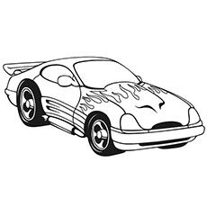 Ferrari Speed Turbo Coloring Page - Ferrari car coloring pages ...