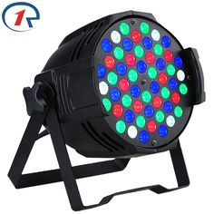 63.99$  Watch now - http://alixw9.worldwells.pw/go.php?t=32776001898 - ZjRighrt 30W Red Green Blue White 54 LED Par light Sound control DMX512 stage Light for Music concert effect light bar dj light