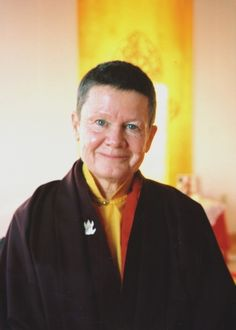 Threefold purity ~ Pema Chödron http://justdharma.com/s/pojx9  As we learn to relax with groundlessness, this enthusiasm will emerge. We practice what is called the threefold purity – no big deal about the doer, no big deal about the action, no big deal about the result. This joyful exertion is rooted in no expectation, no ambition, no hope of fruition. We just eagerly put one foot in front of the other and are not discouraged when we fall flat on our faces. We act without…