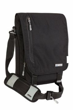 512f28e2c5b1 Amazon.com  STM Linear Shoulder Bag with Integrated Sleeve for iPad Tablet