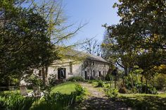 Grande Maison: A beautiful guest house in the Loire Valley offering wine tours - Further Afield Loire Valley France, B & B, 17th Century, Tours, Cabin, Wine, Luxury, House Styles, Beautiful