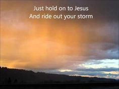 RIDE OUT YOUR STORM ~ WITH LYRICS - YouTube