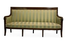 Federal-Style Square Back Sofa on OneKingsLane.com